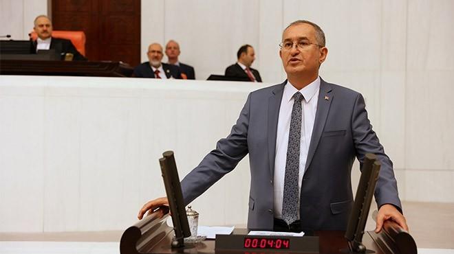 CHP'li Vekil Sertel: Büyük iller 'Adalet Yürüyüşü' sayesinde alındı!