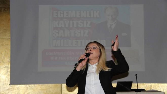 CHP'li vekilin eşinden kongre uyarısı: Baskı altında kalmasınlar