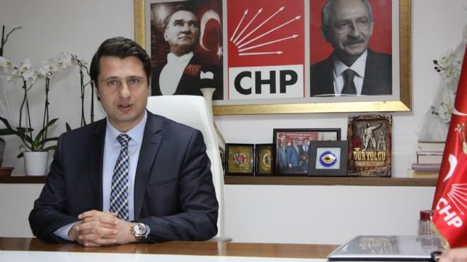 CHP'li Yücel'den '5 Aralık' için mesaj