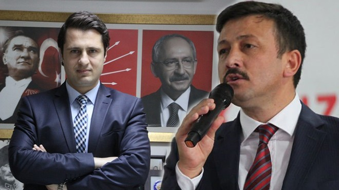CHP'li Yücel'den AK Partili Dağ'a yanıt: Artık İzmir'in huzurunu bozmayın