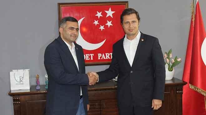 CHP'li Yücel'in 3'üncü durağı SP oldu: Sırada MHP ve HDP var!