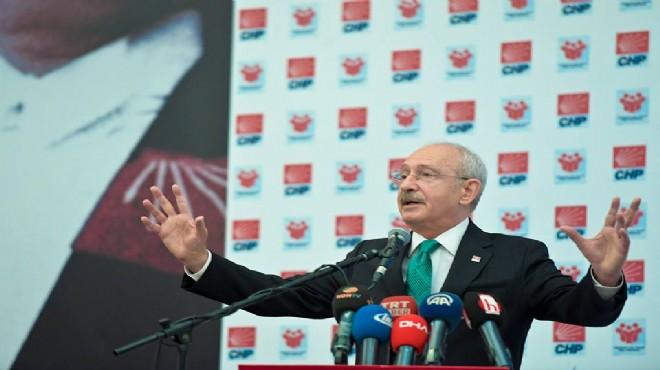 CHP Lideri Kılıçdaroğlu: Aziz Kocaoğlu ve arkadaşları namuslu insanlardır!