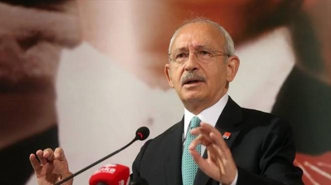CHP lideri Kılıçdaroğlu'dan Trump açıklaması