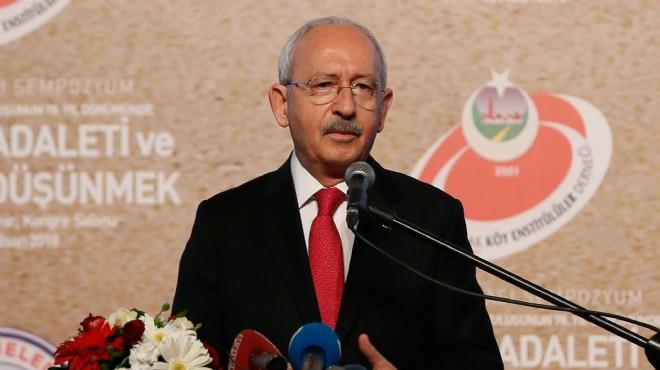 CHP Lideri'nden İzmir'de mesaj yağmuru: Başkanlara 'kavga' uyarısı... Eğitim reformu açıklaması!