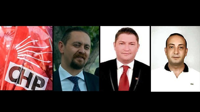 CHP Menemen'de beklenen karar... Üç üyenin disiplin yolculuğu başladı