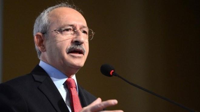 'CHP'ye kumpas kuruyor, susmayacağız'