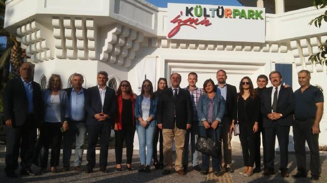 CHP'ye 'Yeni Kültürpark' brifingi: Güven proje için neler söyledi?