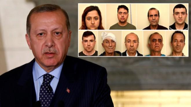 Cumhurbaşkanı Erdoğan'a saldırı planında karar!