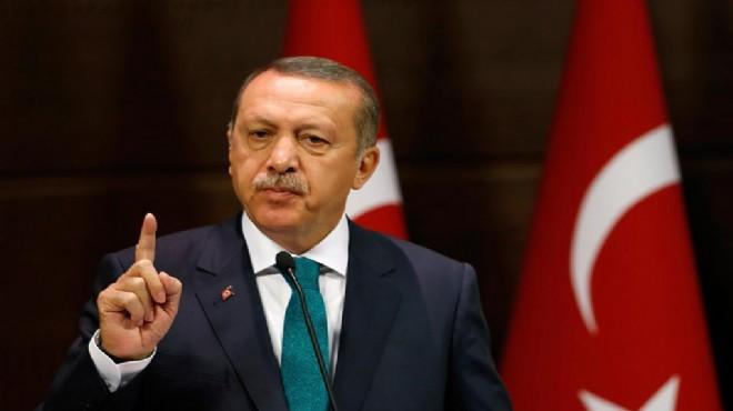 Erdoğan: 'Arkamızda ABD var diyerek...'