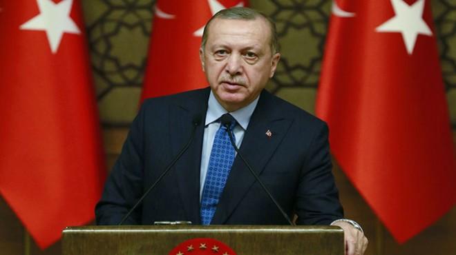 Cumhurbaşkanı Erdoğan'dan AK Partililere bayram mesajı