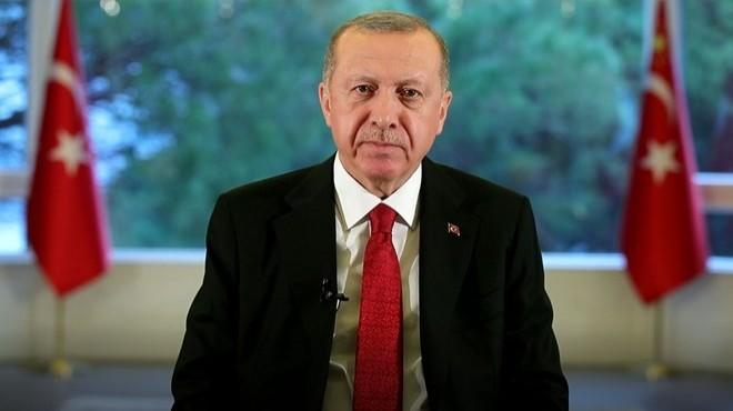 Cumhurbaşkanı Erdoğan'dan Ulusa Sesleniş!