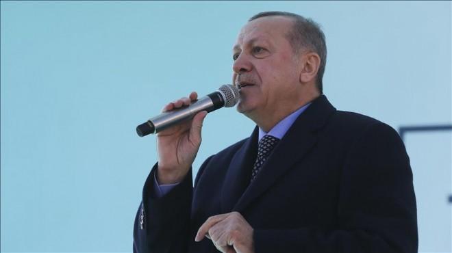 Cumhurbaşkanı Erdoğan: İzmir pislikten geçilmiyor!