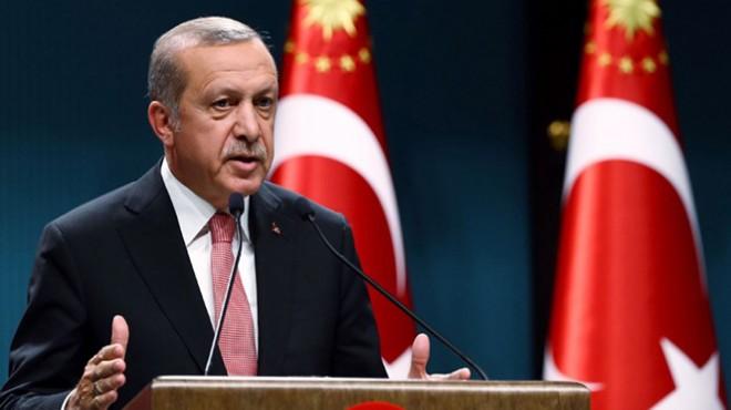 Cumhurbaşkanı Erdoğan uyardı: Uzak durun!