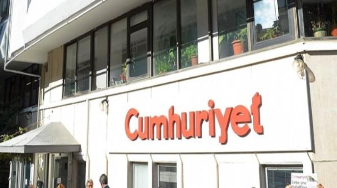 Cumhuriyet gazetesi davasında beraat talebi