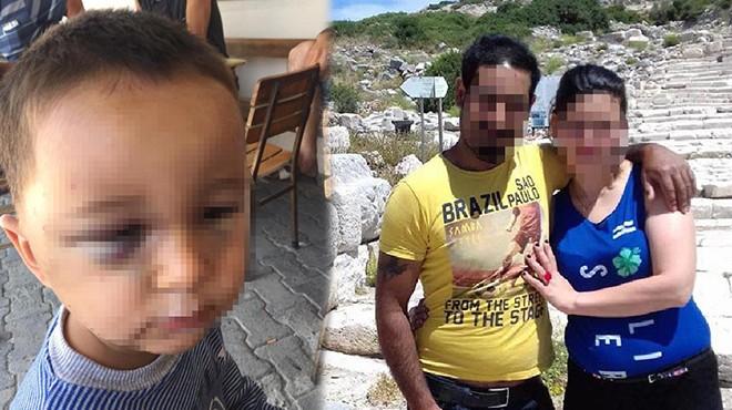 Datça'da 3 yaşındaki çocuğa kan donduran şiddet!