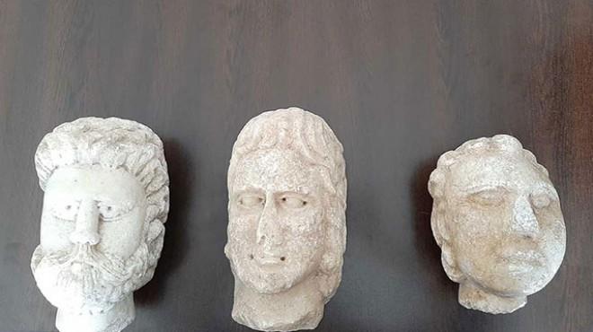 Denizli'de ele geçirildi! Roma dönemine ait