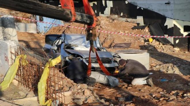 Denizli'de feci kaza: Sürücü hayatını kaybetti