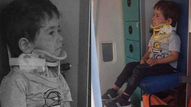 Denizli'de korkunç kaza: İki çocuk can verdi!