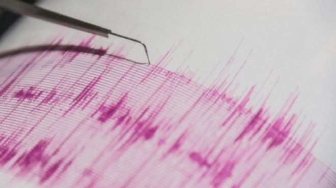 Denizli'de korkutan artçı deprem