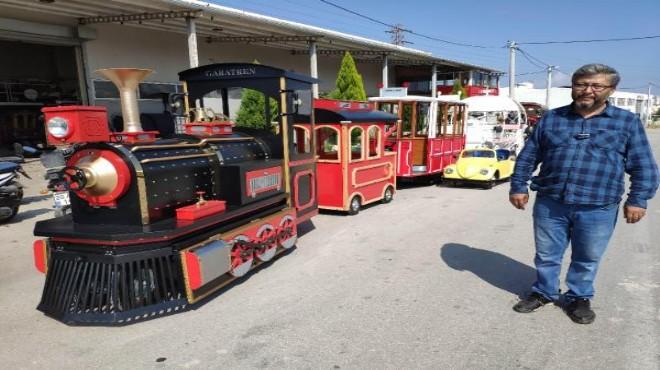 Denizli'den 22 ülkeye tramvay ve fayton ihracatı