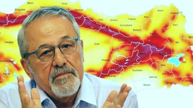 Deprem uzmanı Prof. Dr. Naci Görür'den İzmir uyarısı