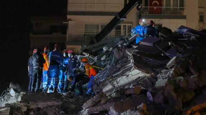 Depremde vefat eden 8 kişinin kimlikleri belli oldu