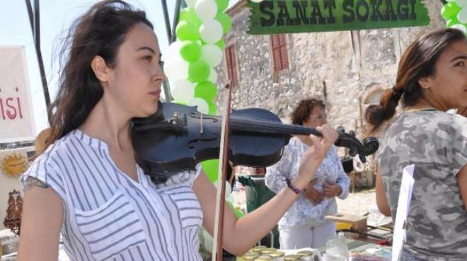 Didim'de vegan festivali heyecanı