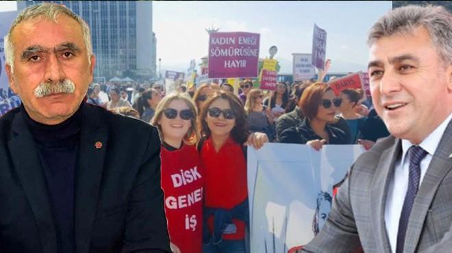 DİSK'ten Başkan İnce'ye belgeli cevap: Ya yalan söylüyor, ya yanlış bilgilendiriliyor!
