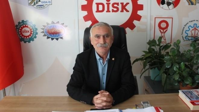 DİSK'ten İstanbul çıkışı: Seçilenler İmamoğlu etrafında kenetlenmeli!