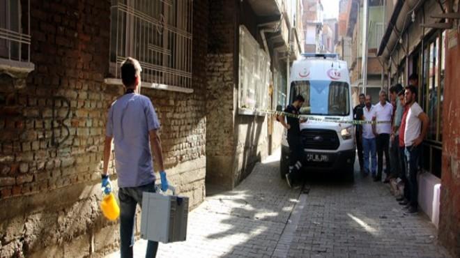 Diyarbakır'da evin avlusuna patlayıcı atıldı!
