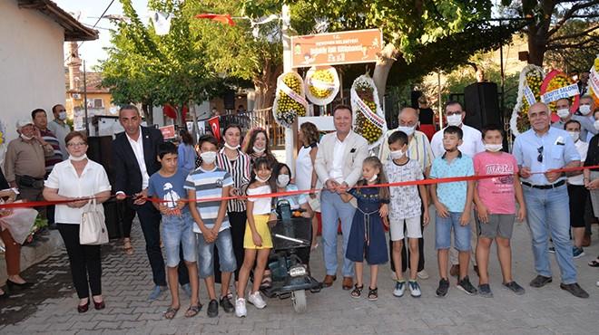 Doğaköy Halk Kütüphanesi açıldı