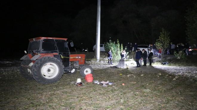 Dört dönüm tarla cinayetinin zanlıları tutuklandı