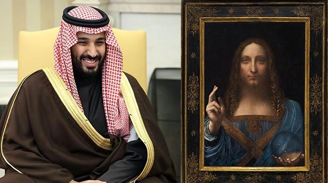 Dünyanın en pahalı tablosu Suudi Prensin yatında bulundu!