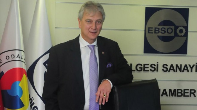 EBSO Başkanı Yorgancılar'dan 'tarımsal üretim' çağrısı
