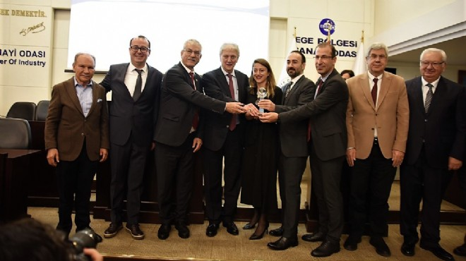 EBSO Çevre Ödülleri sahiplerini buldu