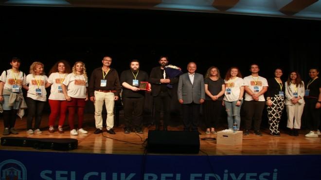 Efes Tiyatro Festivali'nde muhteşem final!