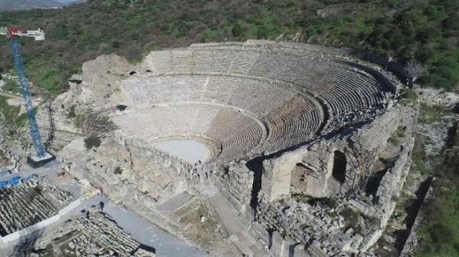 Efes, turizmde pandeminin en güvenlisi!