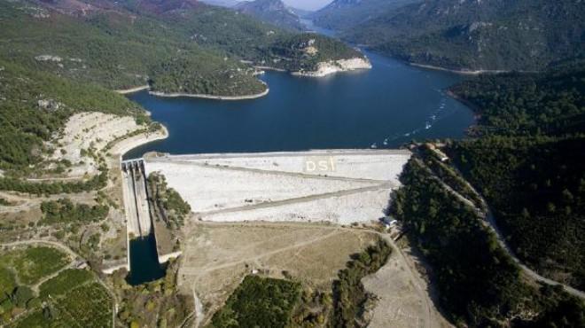 Ege barajlarında sevindiren doluluk oranı