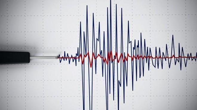 Ege'de korkutan deprem... Bu kez daha şiddetli!