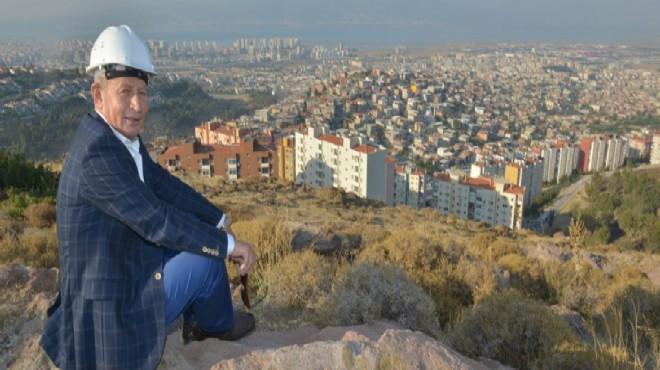 EGE-KOOP Başkanı Aslan'dan 'uydu kent' önerisi