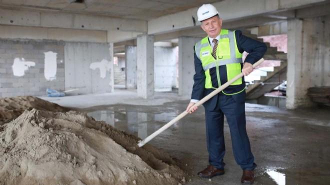 Ege-Koop Genel Başkanı Aslan: İnşaata 'demir' yumruk vuruyorlar