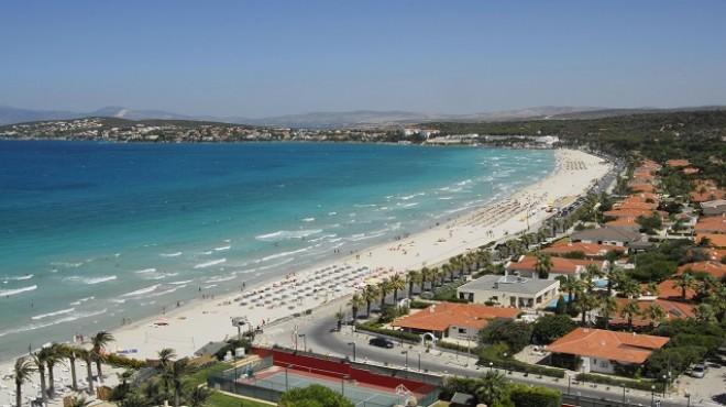 Ege sahilleri kapalı gişe: Turizme 'bayram' dopingi!