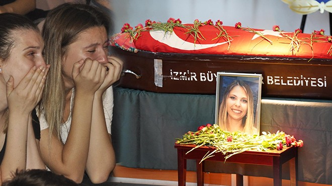 Ege Üniversitesi'nde Sezen Zambak yası: Gözyaşları sel oldu