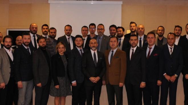 EGİFED'de yeni başkan Aydın Buğra İlter oldu