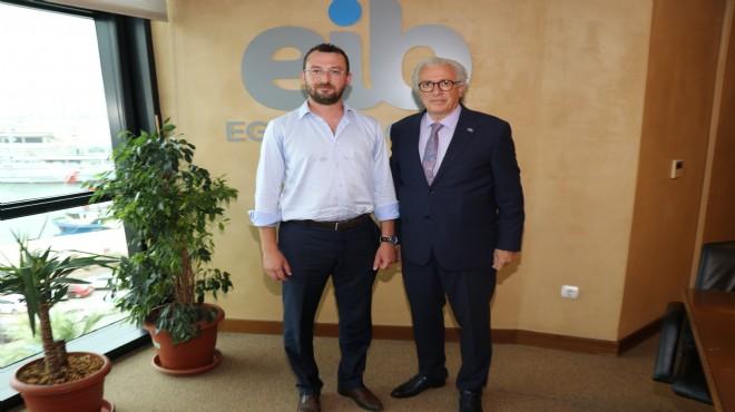 EİB ve EGEİD ihracat için birlikte çalışacak