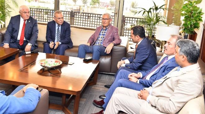 Ekonominin bürokratlarından Başkan'a ziyaret: Masada 'teşvik' vardı