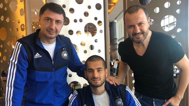 Eleştirilerin odağındaydı... Eren Derdiyok, Özbek Ligi'ne gitti!