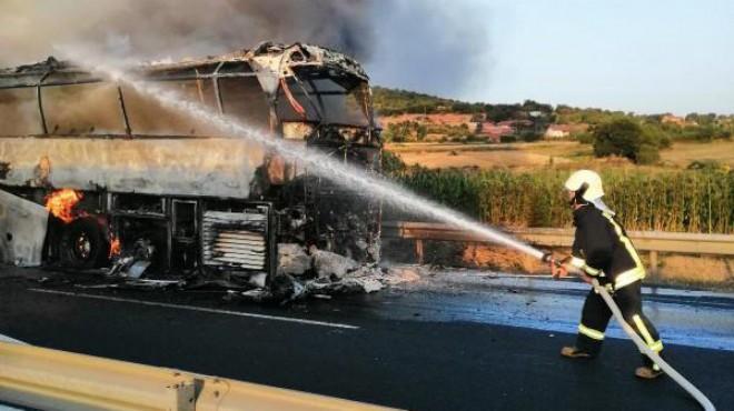 EMO'dan otobüs yangınlarına karşı önlem açıklaması