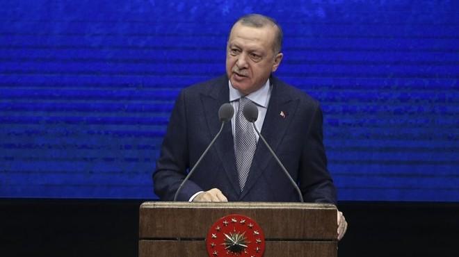 Erdoğan'dan 2019 değerlendirmesi