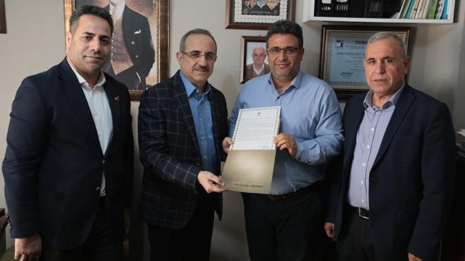 Erdoğan'dan eski başkanlara birlik mektubu